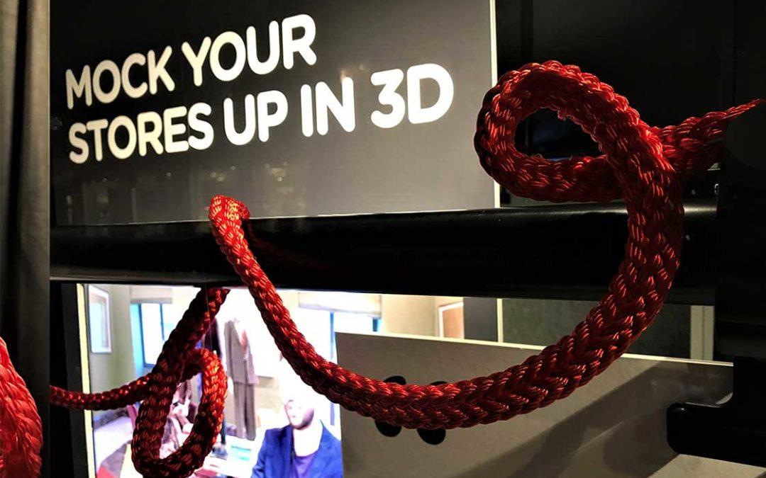Den röda tråden -Storyn för att lyfta fram KOM:s erbjudande och arbetsprocess
